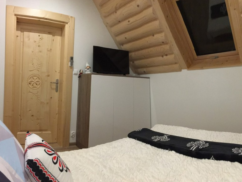 Apartament nr3 - pokój drugi