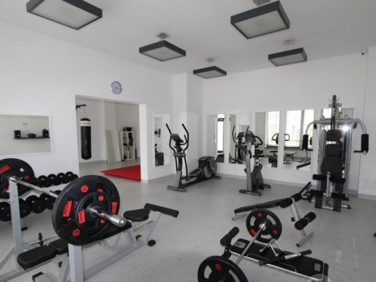Apartament laguna - siłownia