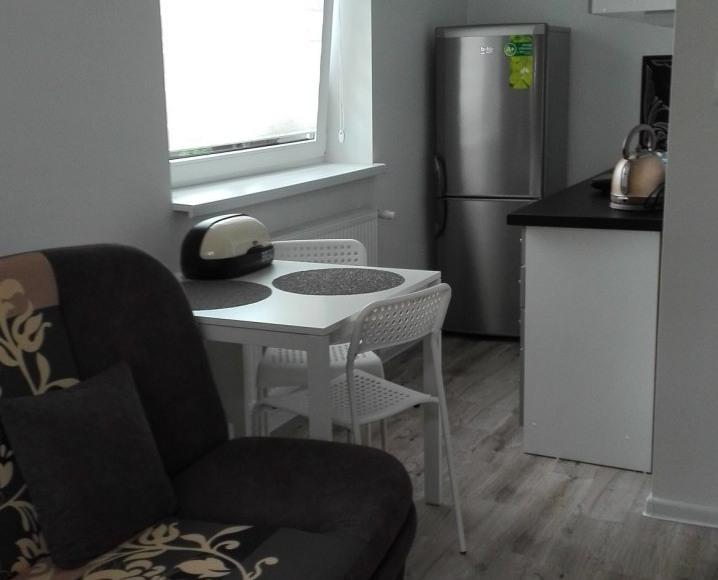 Pokój 2osobowy z kuchnią łazienką i tarasem