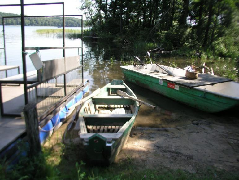 Dom Gościnny nad jeziorem Hańcza