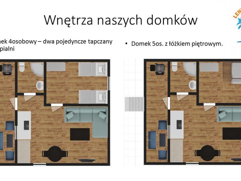 Domki Letniskowe Leniuch