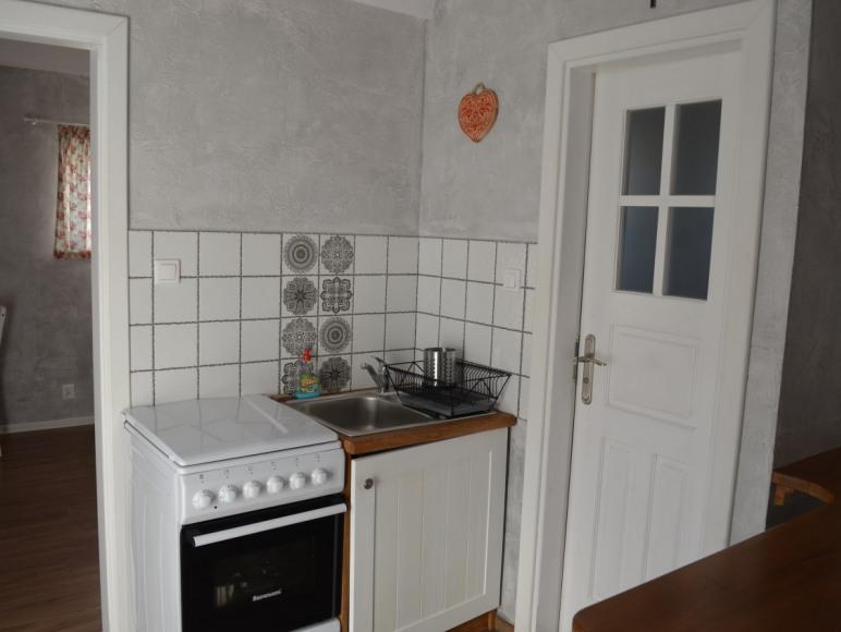 Kuchnia - Biały Domek