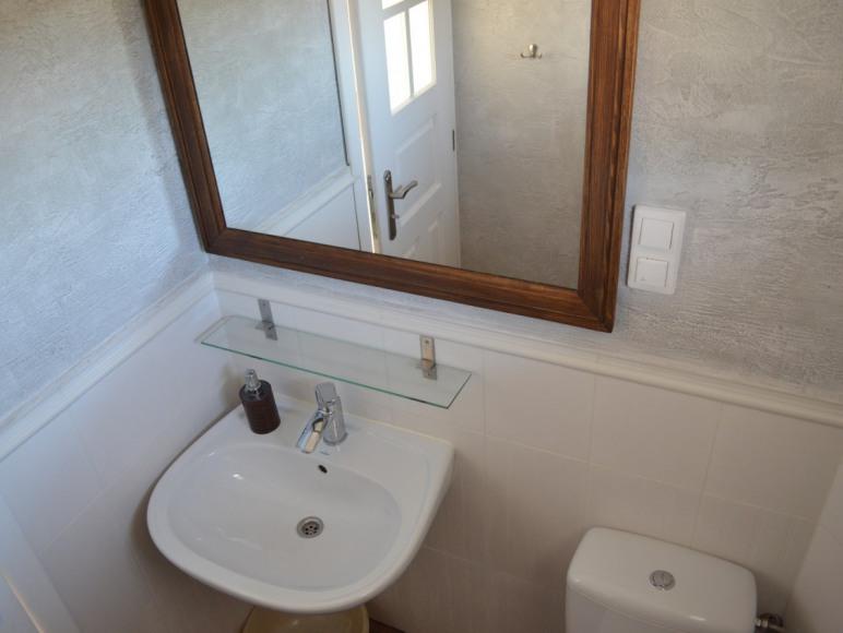 Łazienka - Biały Domek