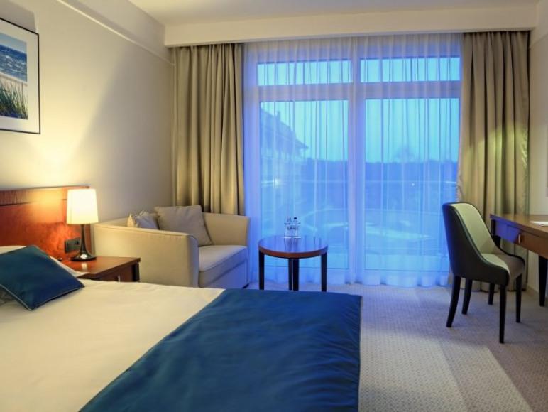 Hotel Grand Lubicz ***** - Uzdrowisko Ustka