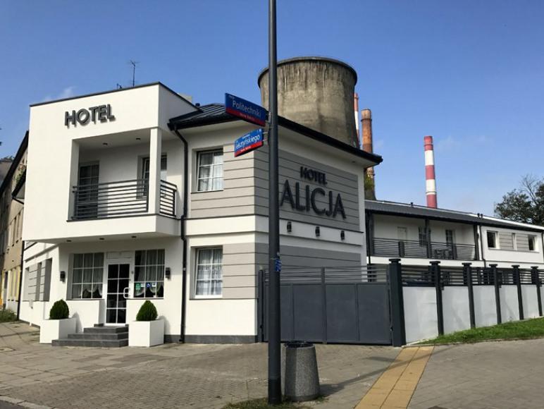 Hotel Restauracja Alicja