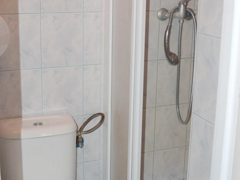 łazienka kawalerka