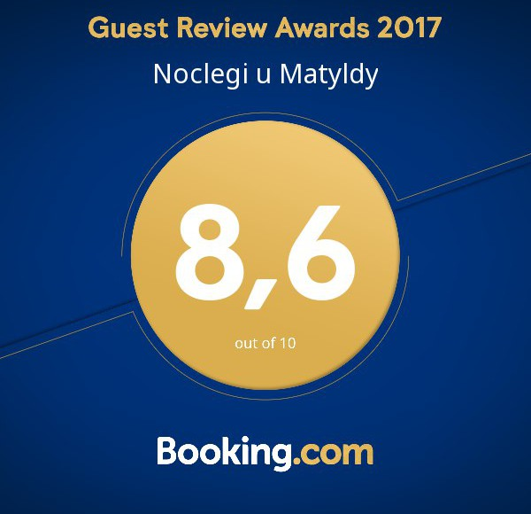 Nagroda Guest Review Award 2017