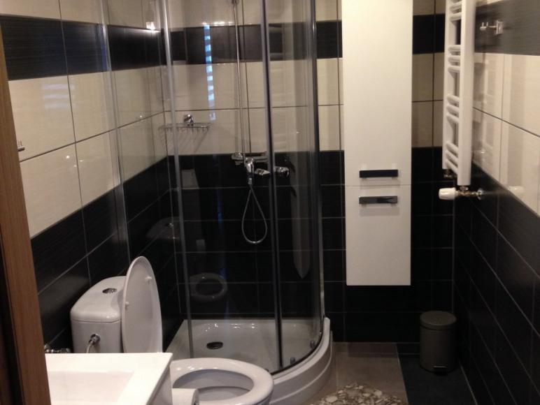 Łazienka w pokoju LUX