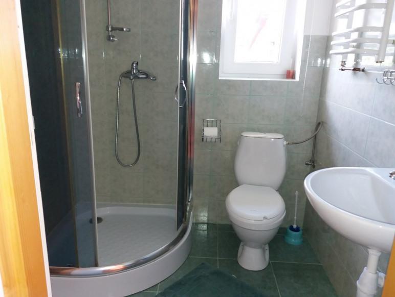 łazienka pensjonat