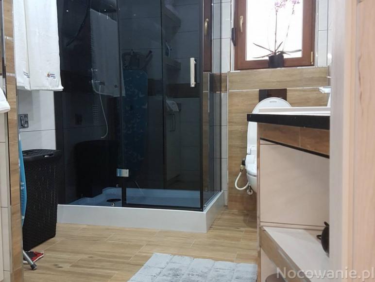 łazienka domek LUX