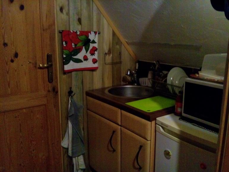 Aneks kuchenny apartament