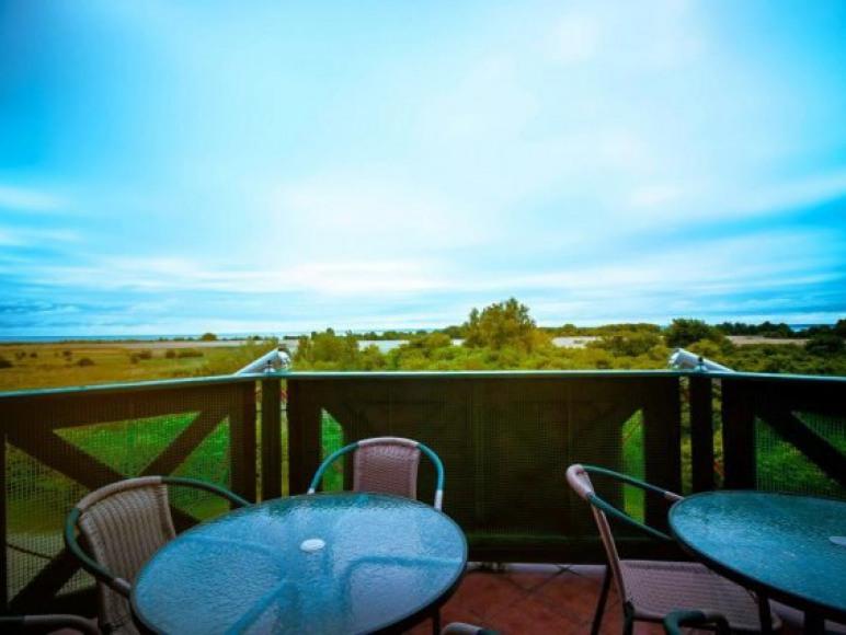 Pokoje z widokiem na morze -Jastarnia