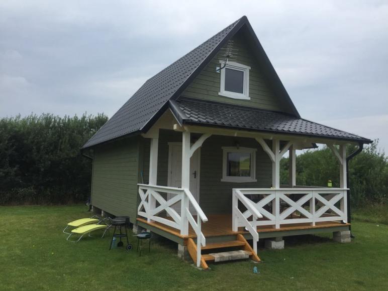Przylesie - komfortowe domki Dębina , Rowy