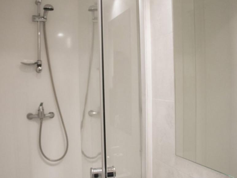 Łazienka w każdym domku