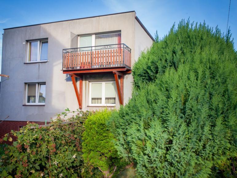 Balkon apartamentu 2