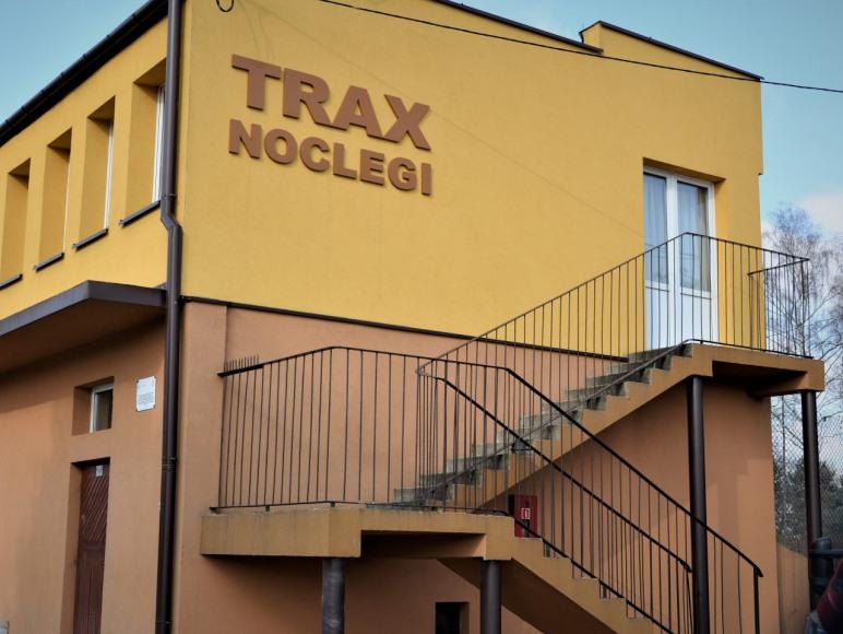 TRAX - Usługi Noclegowe (MOSiR)