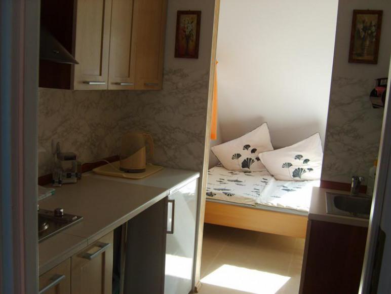 Aneks kuchenny pokoju 3-osobowego