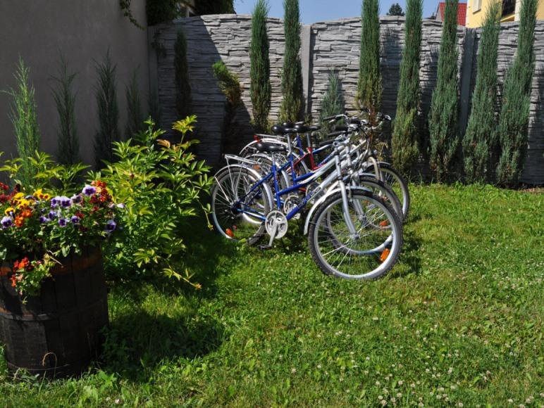 Willa Dorotka rowery
