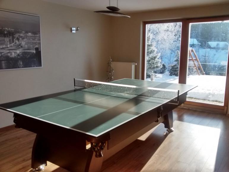 stół ping-pongowy