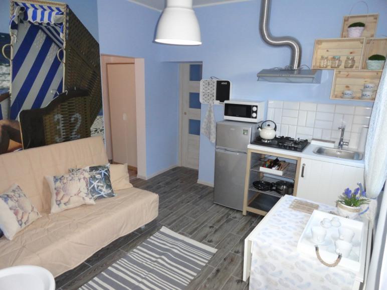 Willa Klara apartament w Jastarni Jastarenkowa plaża