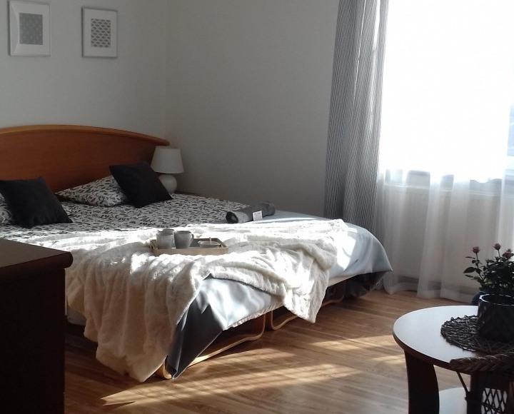 pokoj 2-osobowy z balkonem