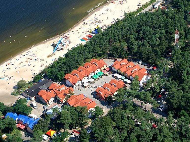 Apartament Baltic Park w Stegnie