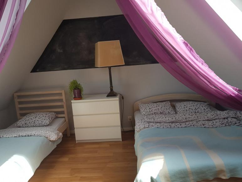 Sypialnia 2 - poddasze