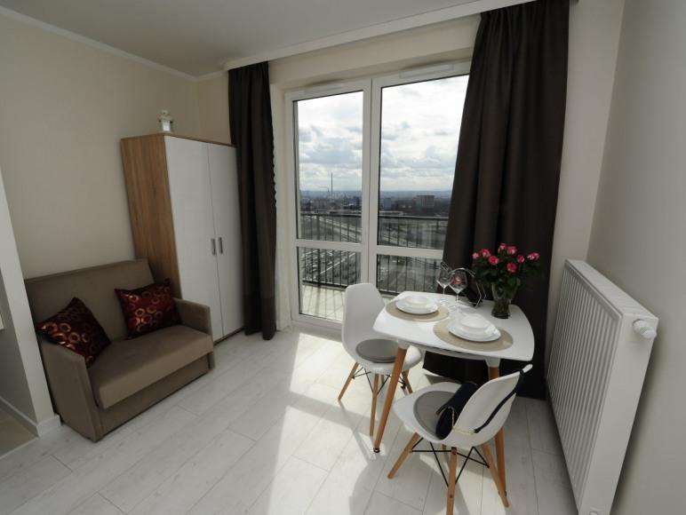 Romantic Sky Apartments - 15th floor