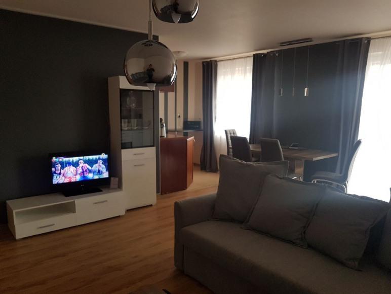 Apartament w hotelu Olymp