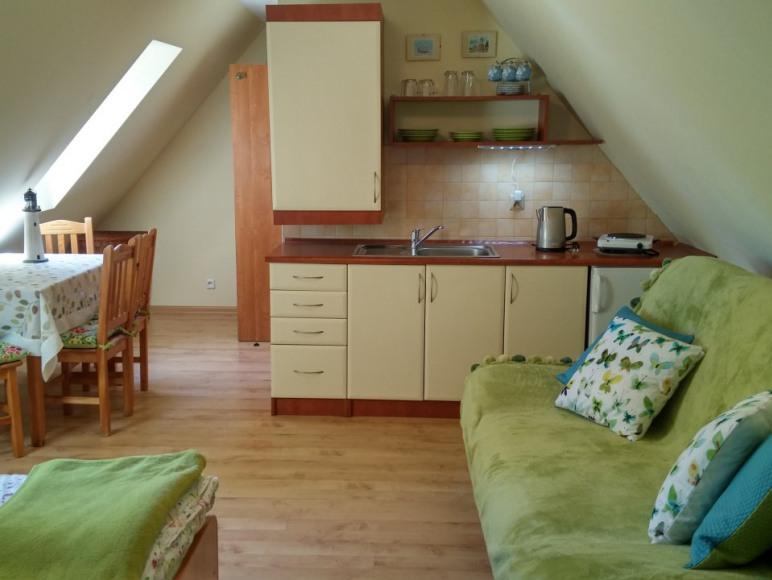 Apartamenty Małgosia