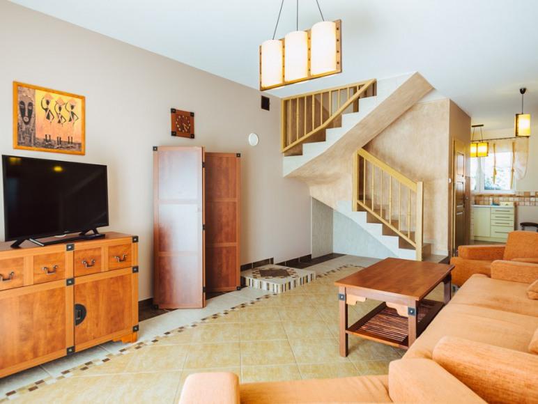 Apartament III - Salon