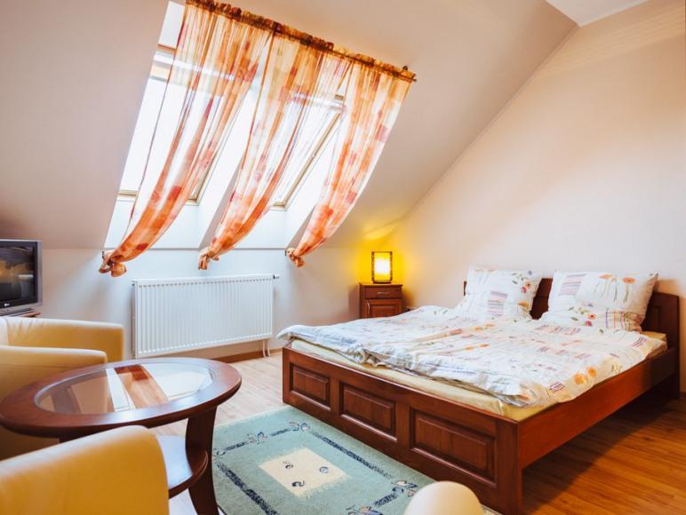 Apartament III - Pokój 2 osobowy