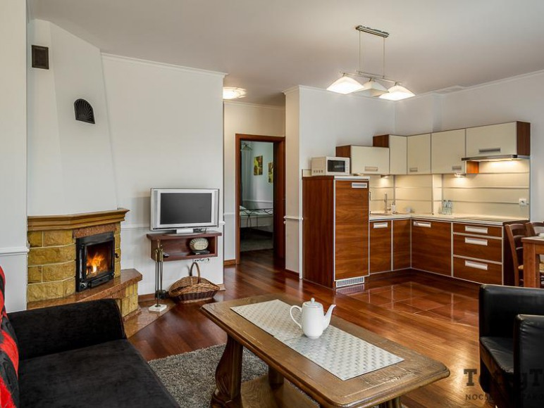 Apartament Kaszelewski Trento