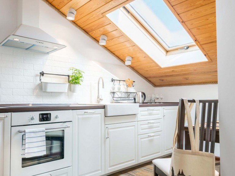 Mieszkanie 4 osobowe - kuchnia