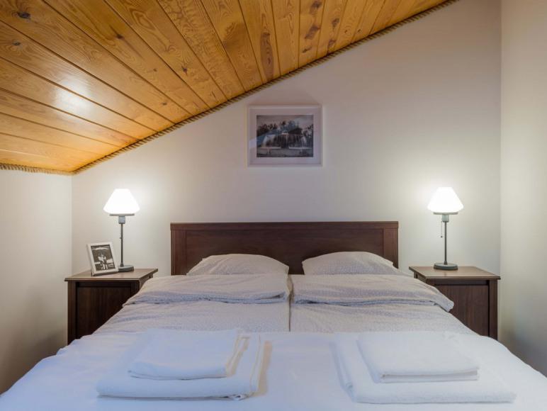 Mieszkanie 4-osobowe - sypialnia