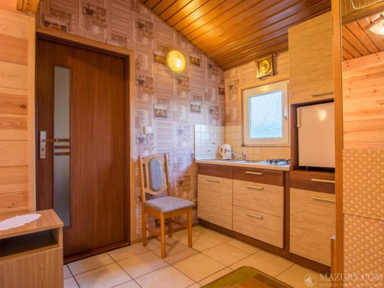 Aneks kuchenny w domku 4-osobowym
