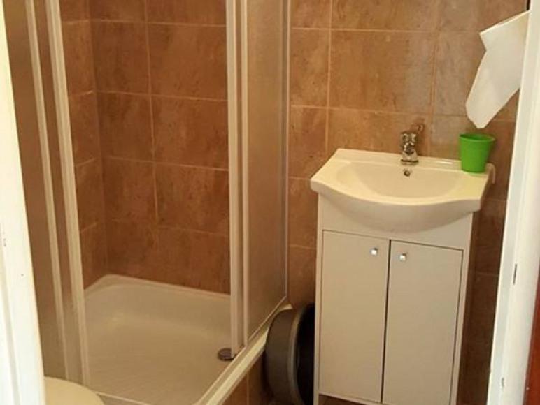 łazienka u Dominiki