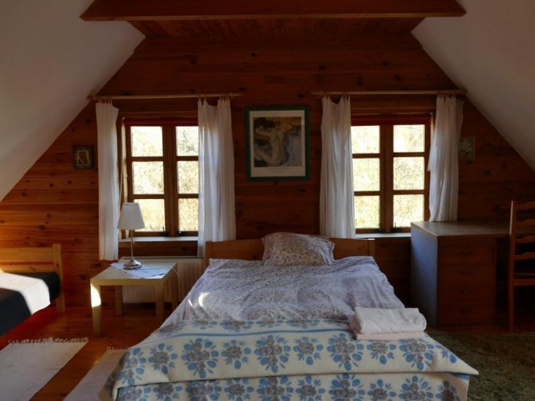 Dom w Białowieży