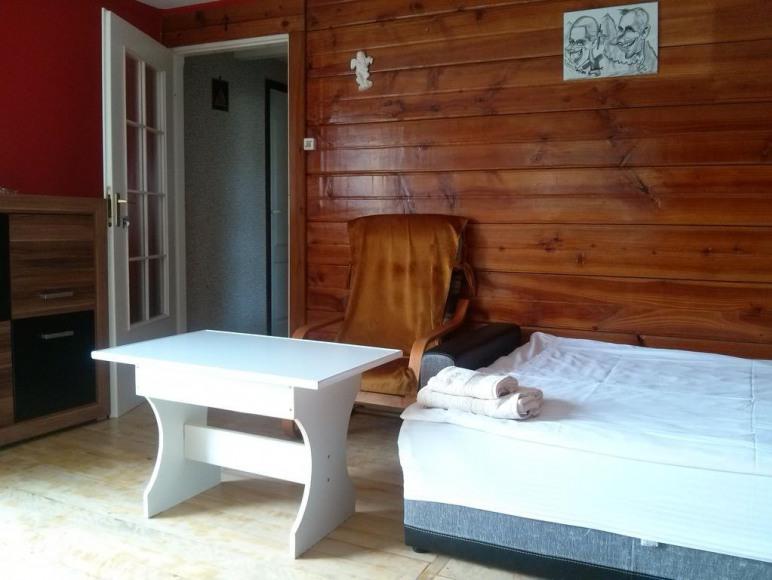 Dom wakacyjny u Mirka