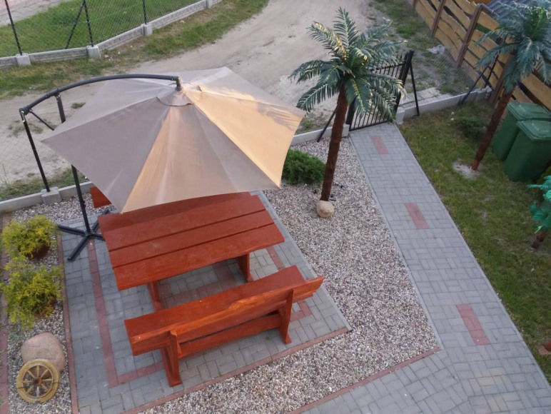 Domki i pokoje Pod Palmami