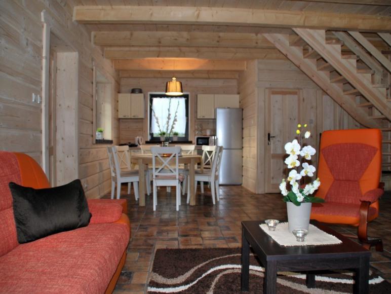 Domki Kaszuby-domki na odrębnych posesjach