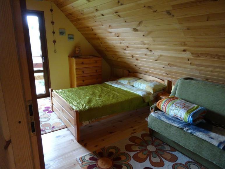 poziomka, sypialnia2