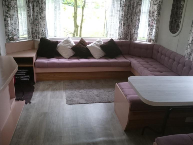 domek pierwszy -salon