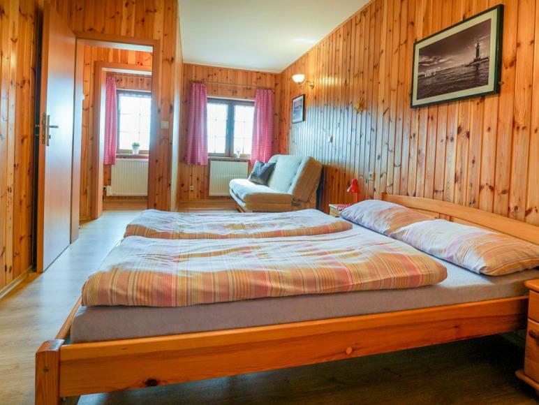 sypialnia 1 domek typu-C