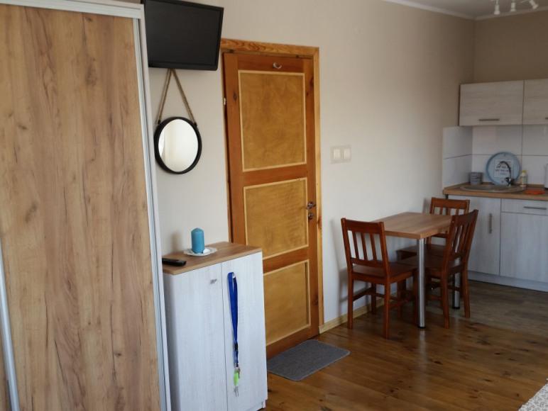 studio 4 osob. kuchnia