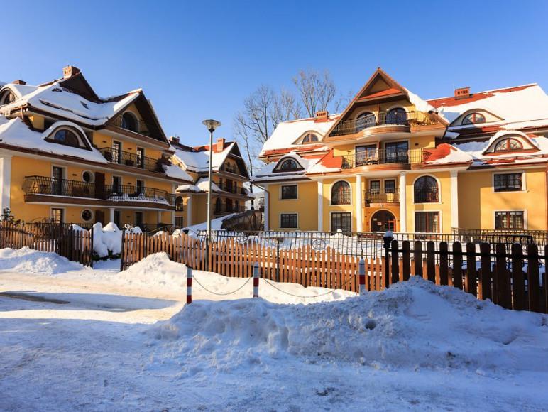 Nowe apartamenty w Zakopanem. Promocja 2019.