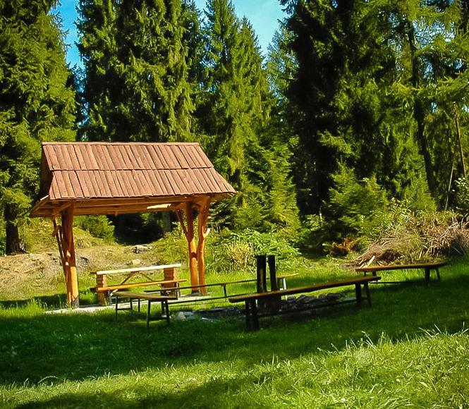 Ośrodek Nad Potokiem - Koninki