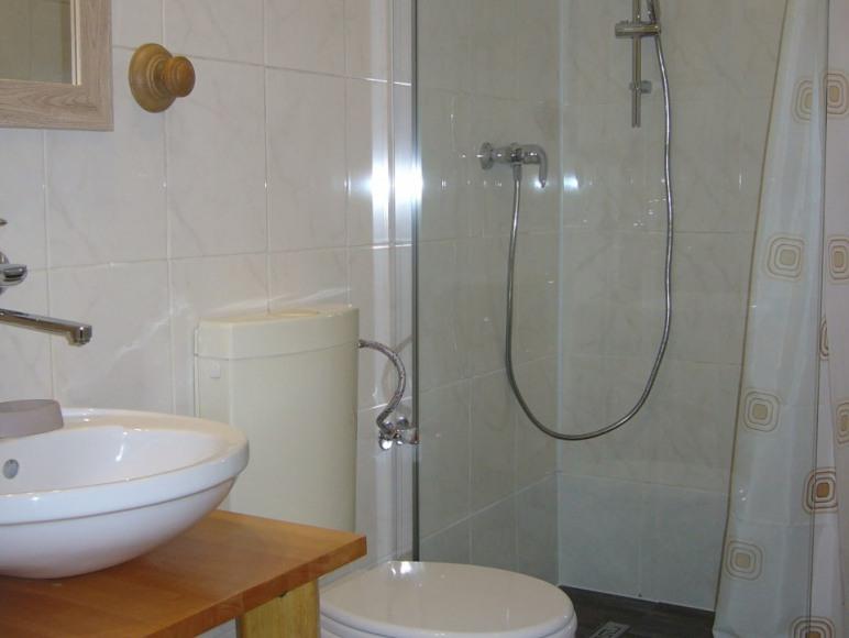 łazienka w domu rodzinnym