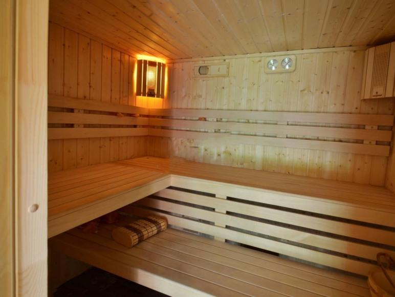 Domek Saunowy
