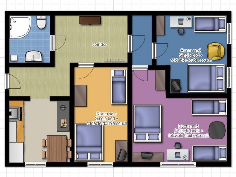 Apartament Anders z Dużym Ogrodem